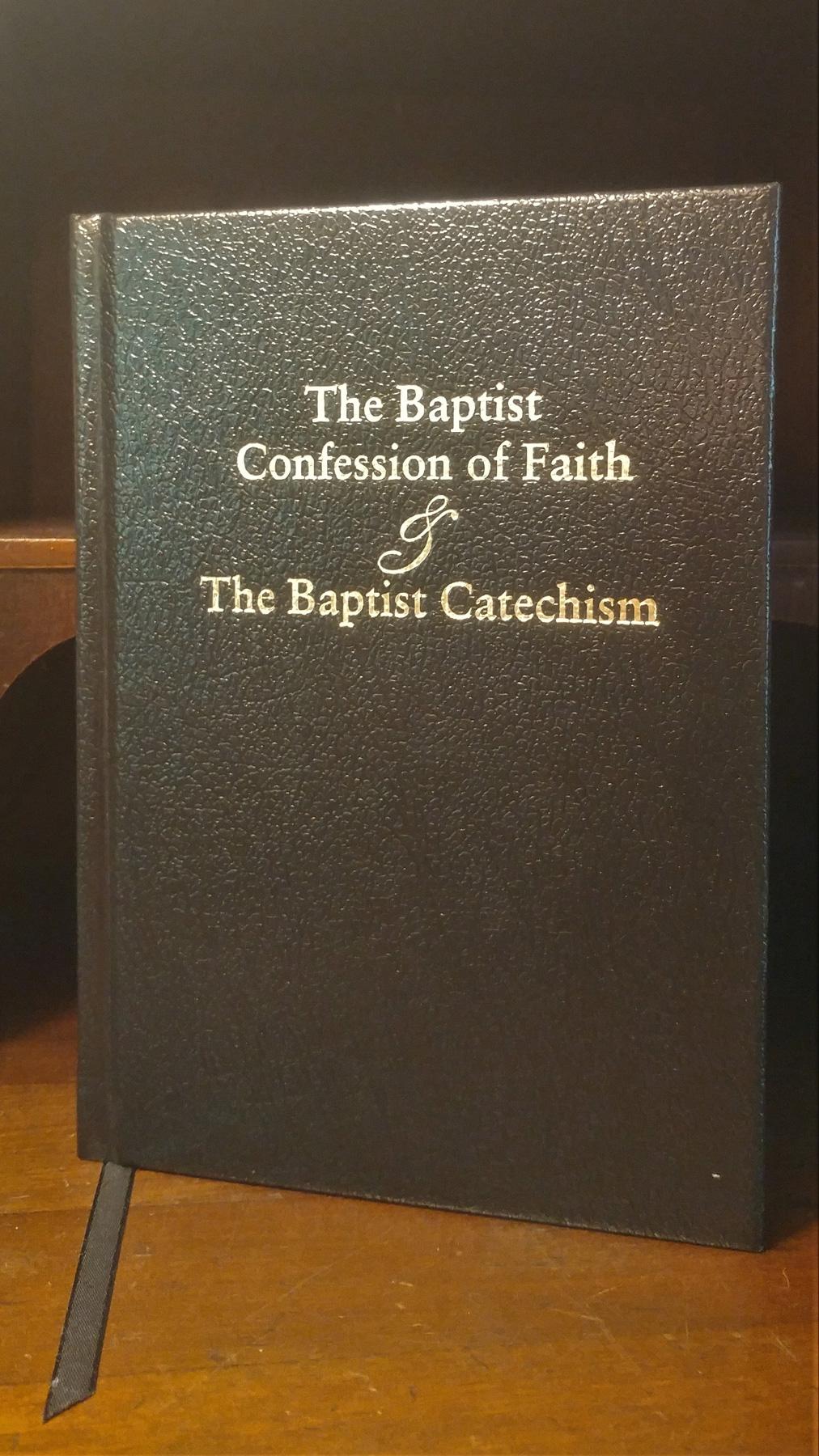 SGCB | 1689 LONDON BAPTIST CONFESSION OF FAITH AND THE 1695 BAPTIST